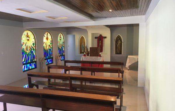 Un lugar para la oración