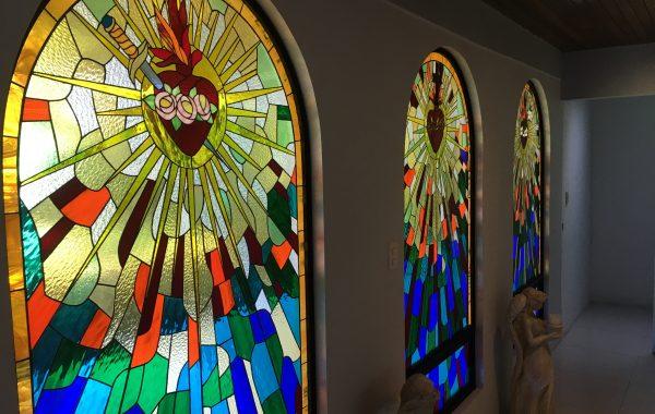 SAGRADO CORAZÓN DE JESÚS, MARÍA Y JOSÉ