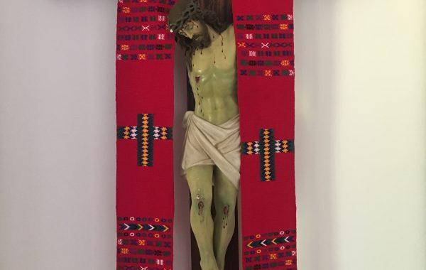 Imagen de Jesucristo en Capilla